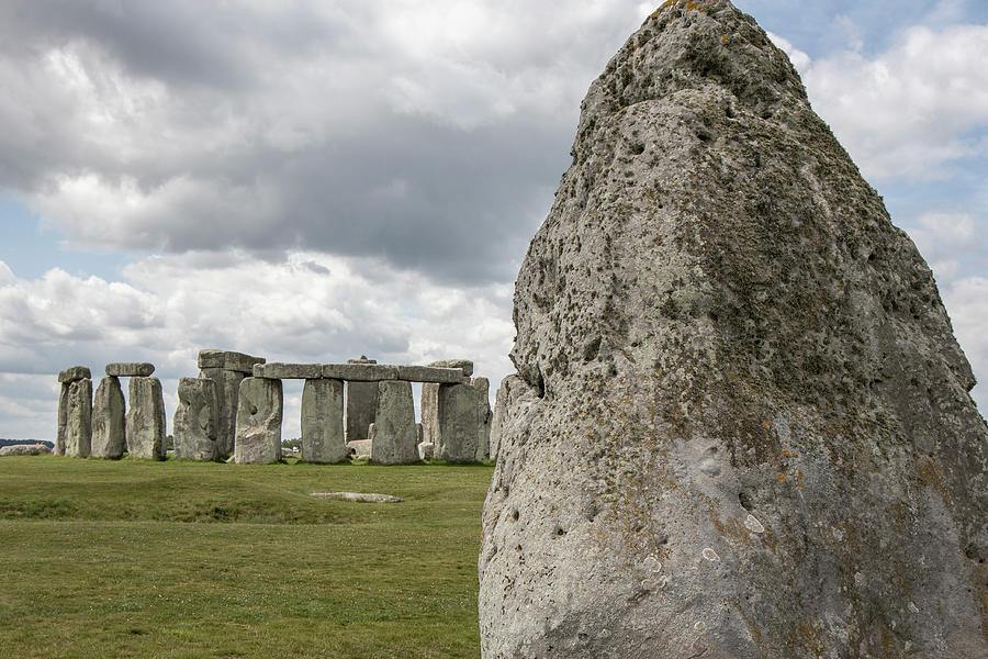 Englands stonehenge by John McGraw