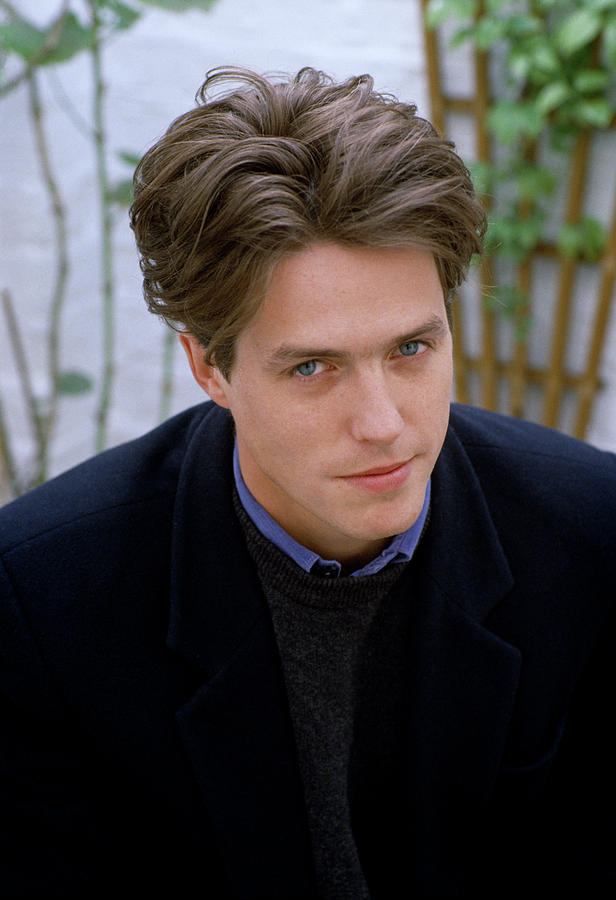 English actor Hugh Grant by Shaun Higson