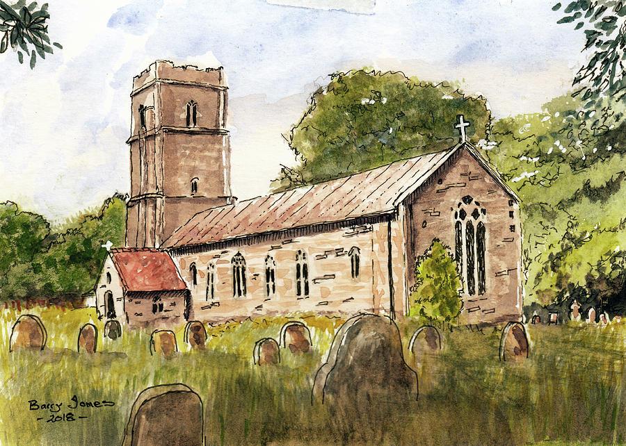 English Chapel by Barry Jones