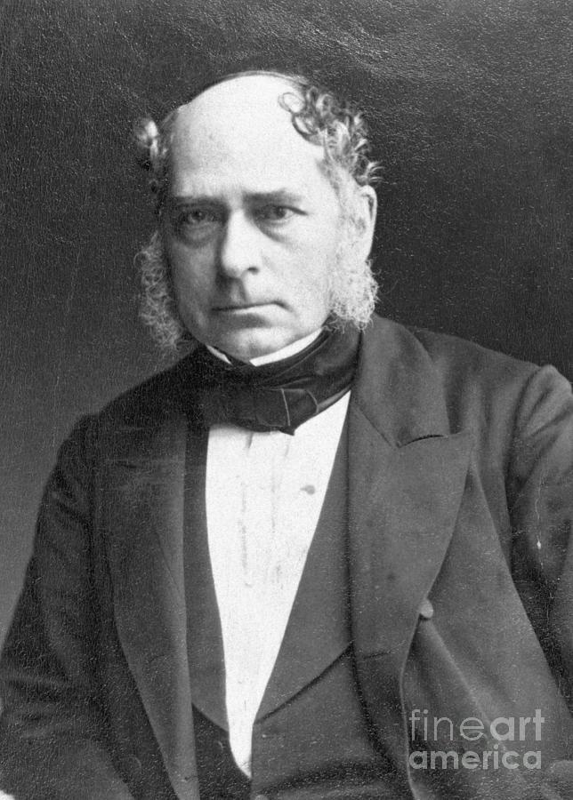 English Inventor And Engineer Waist Photograph by Bettmann