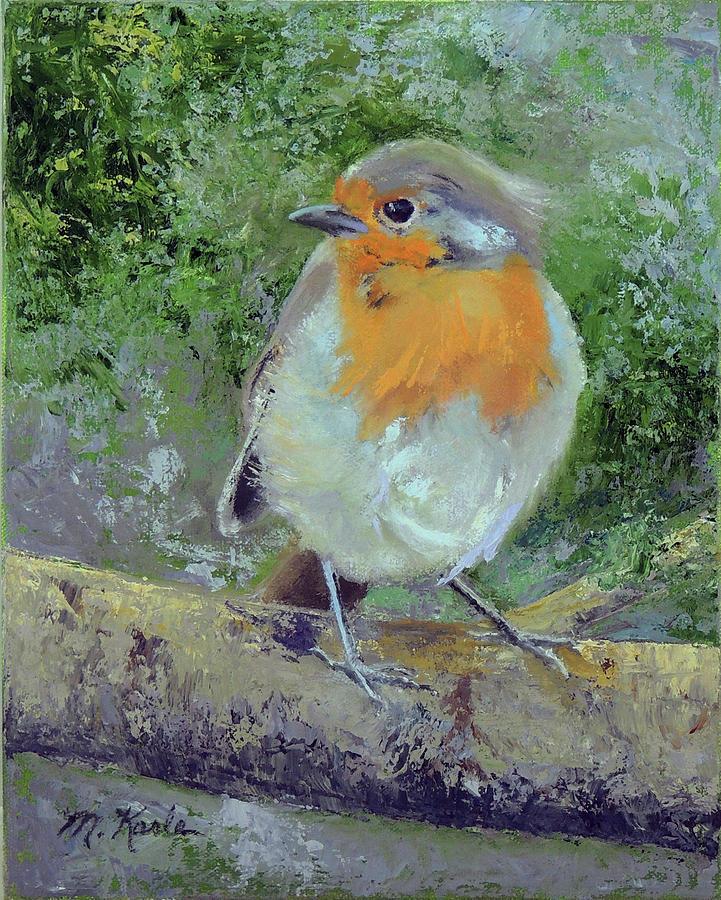 English Robin by Marsha Karle