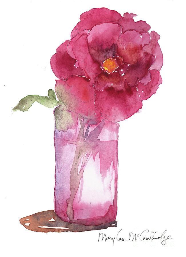 English Rose by Mary Lou McCambridge