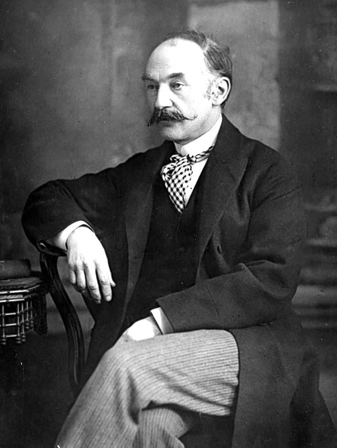 English Writer Photograph by W. And D. Downey