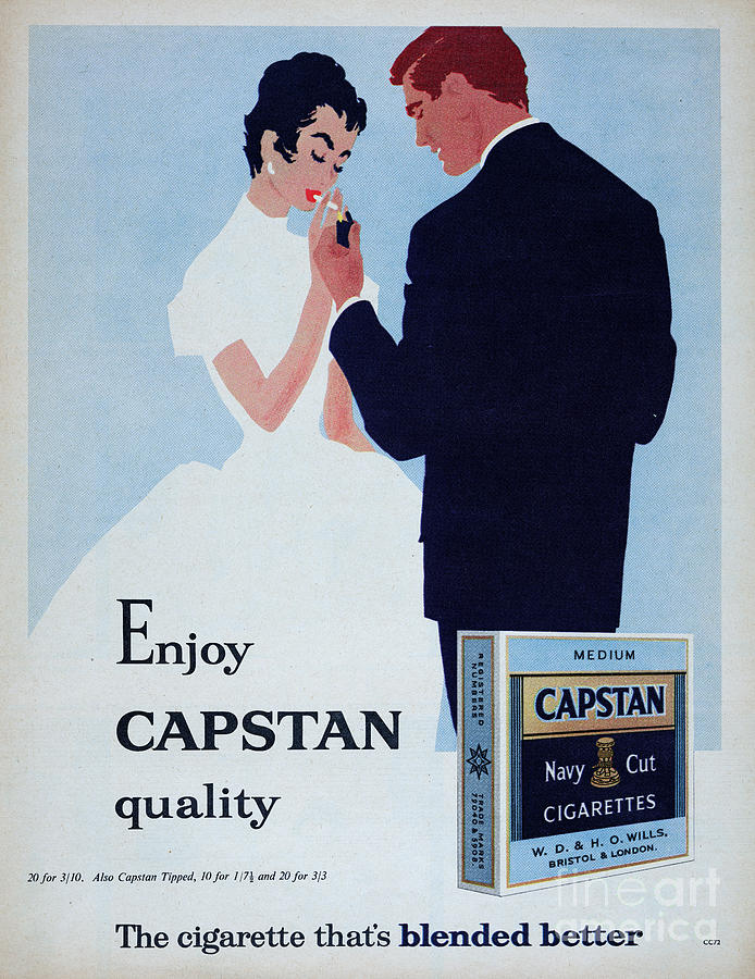 Enjoy Capstan Quality Photograph by Picture Post