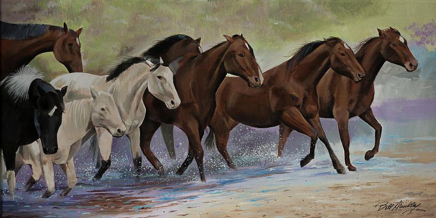 Enjoy the Splash by Bill Dunkley