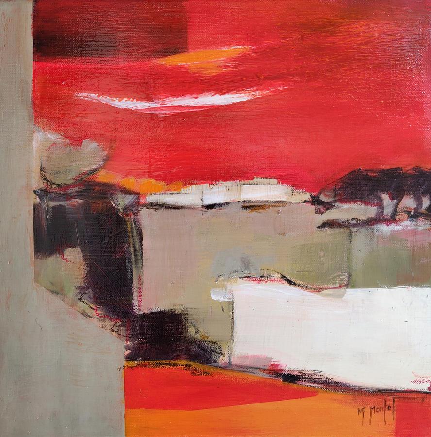 Gris Painting - Ensemble Nous Irons by Fanou MONTEL