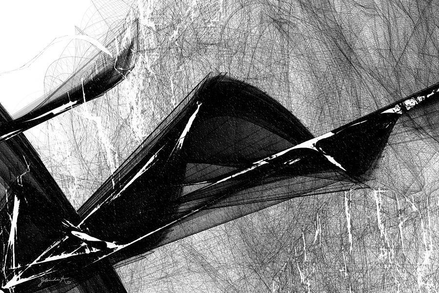 Entanglement by Gerlinde Keating - Galleria GK Keating Associates Inc