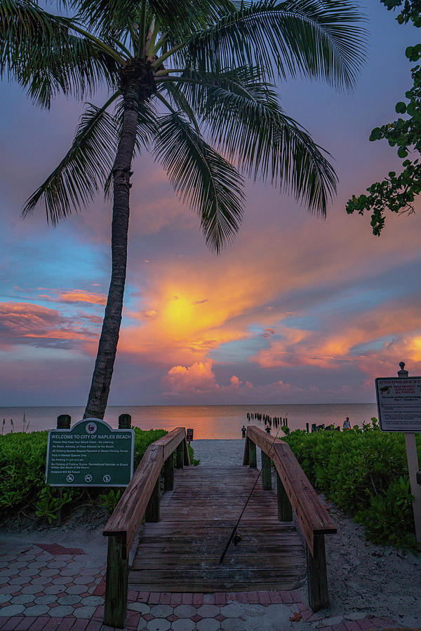 Paradise Photograph - Entrance to paradise by Joey Waves