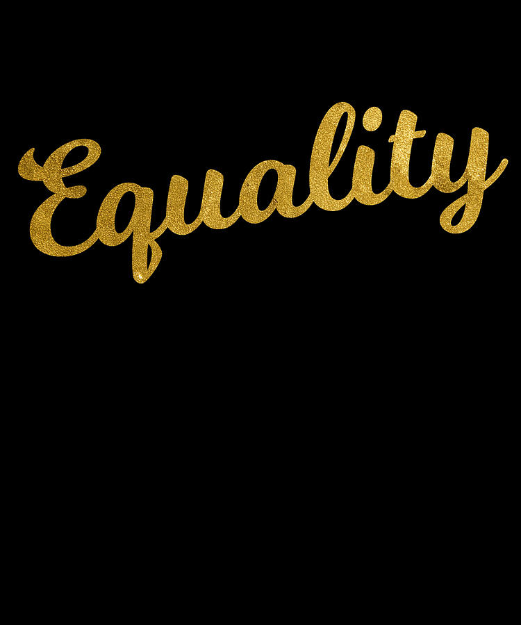 Equality Gold by Flippin Sweet Gear