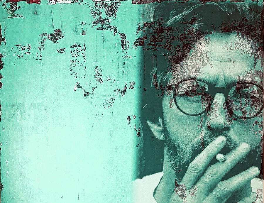 Eric Clapton by Jayime Jean