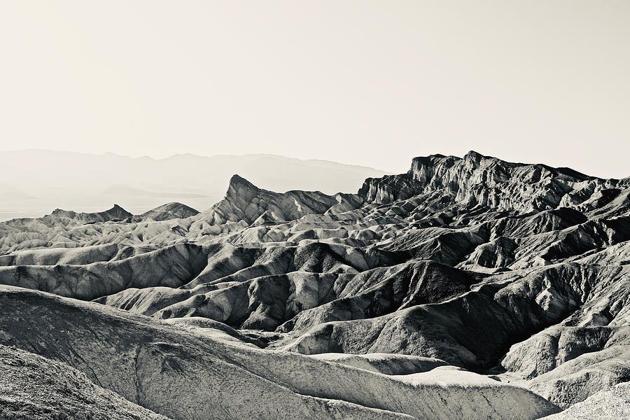 erosional landscape by Maria Jansson