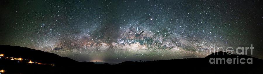 Eruption of Stars by Mark Jackson