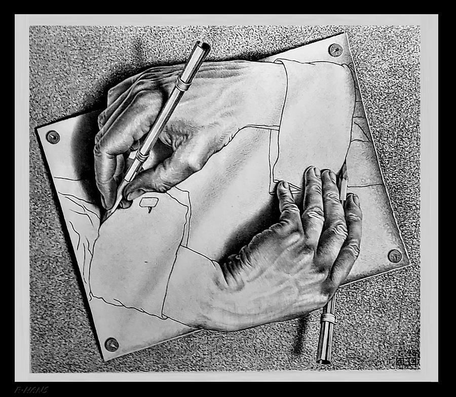 Escher 124 Photograph
