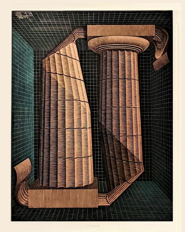 Escher 125 Photograph
