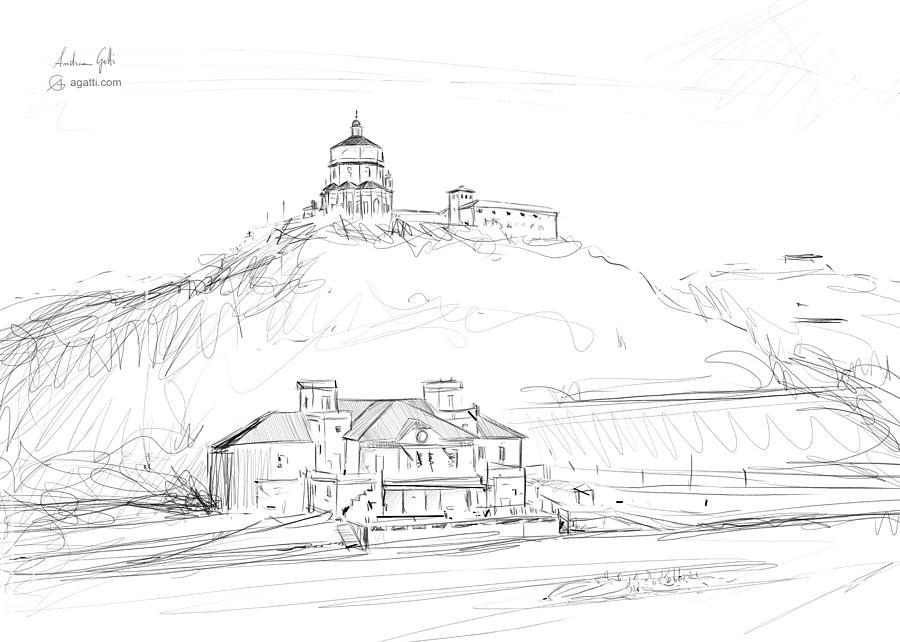 Esperia Drawing Drawing