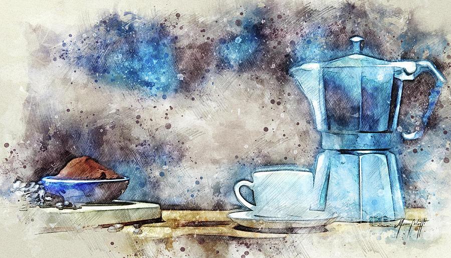 Espresso 3 by Mauro Celotti