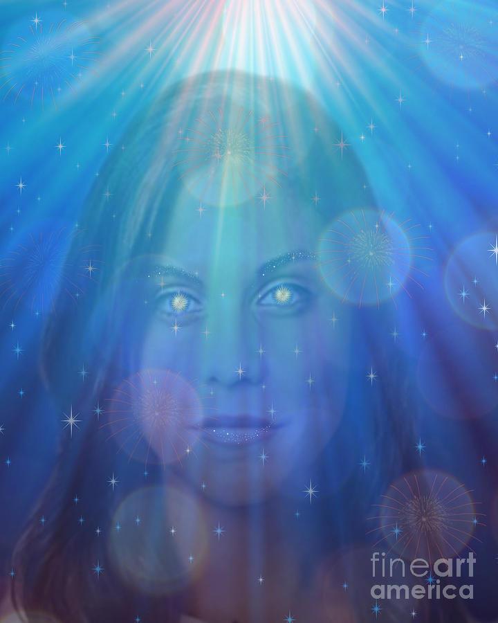 Essence Of Soul #2 by Diamante Lavendar