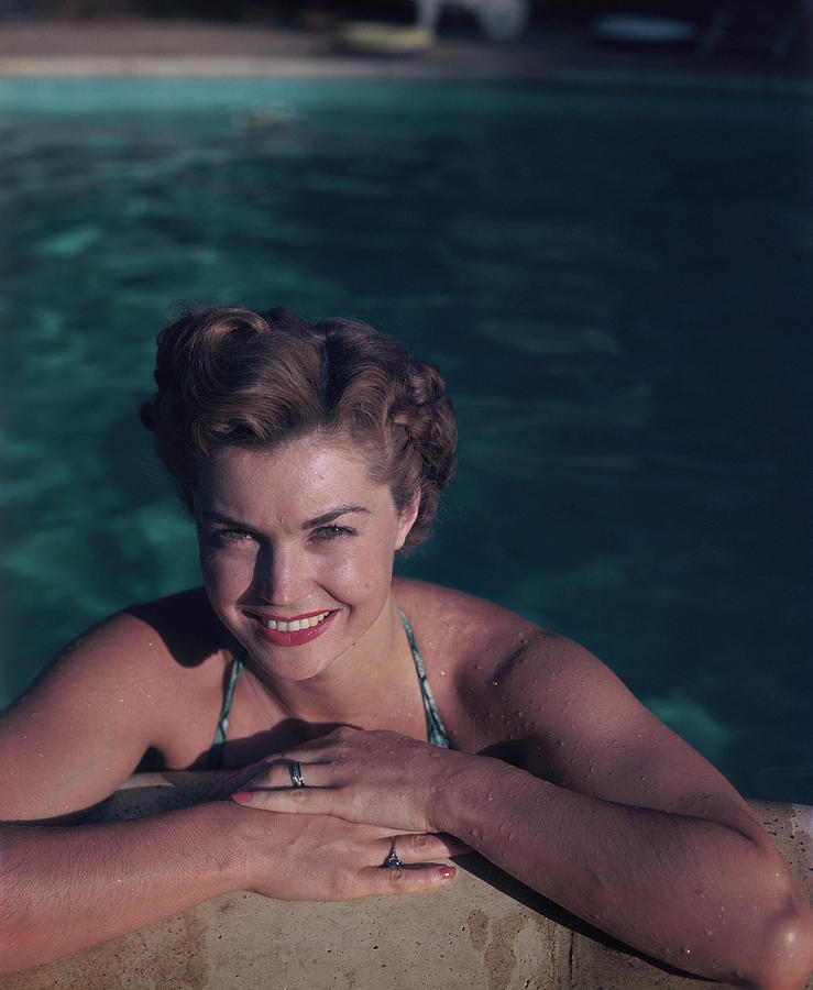 Esther Williams Photograph by Archive Photos