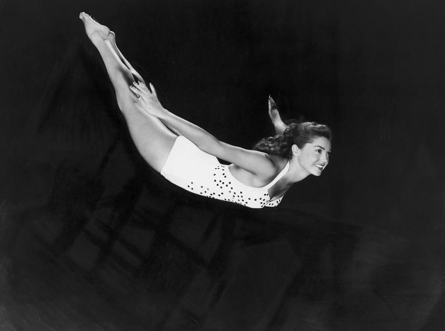 Esther Williams Photograph by Hulton Archive