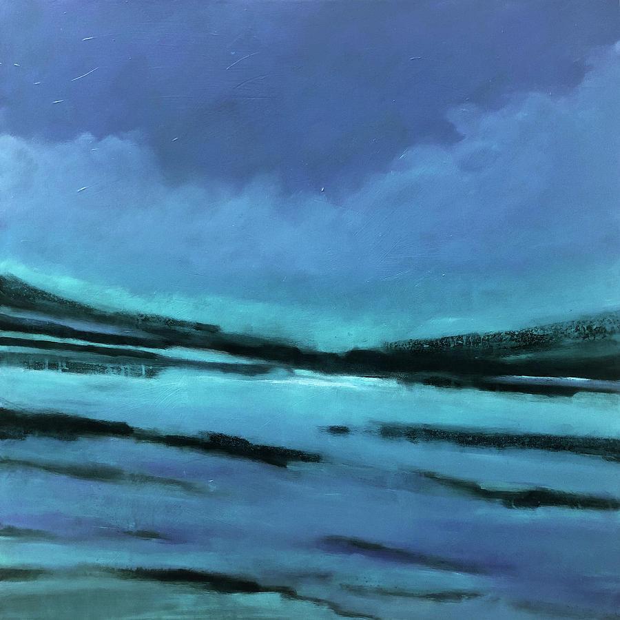 Sky Painting - Eternal Sky by Filomena Booth