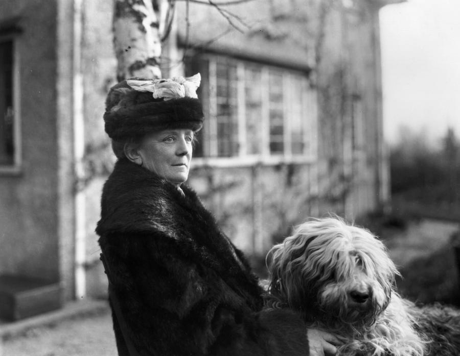 Ethel Mary Smyth Photograph by Sasha