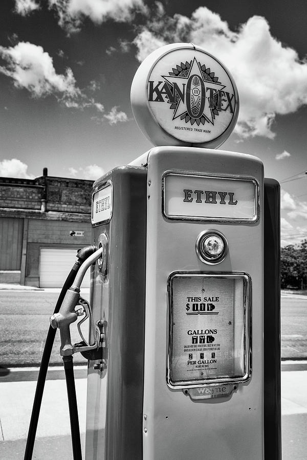 Route 66 Photograph - Ethyl Please - #2 by Stephen Stookey