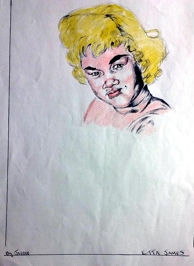 Etta James by Joedee