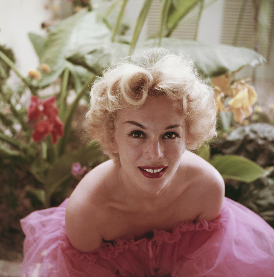 Eva Gabor Photograph by Slim Aarons