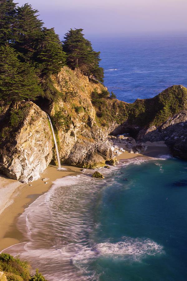 Evening At Mcway Falls Photograph by By Sathish Jothikumar