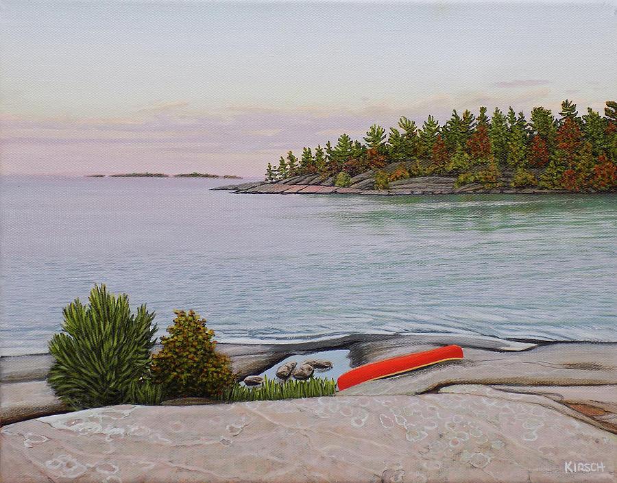 Evening Calm II by Kenneth M Kirsch