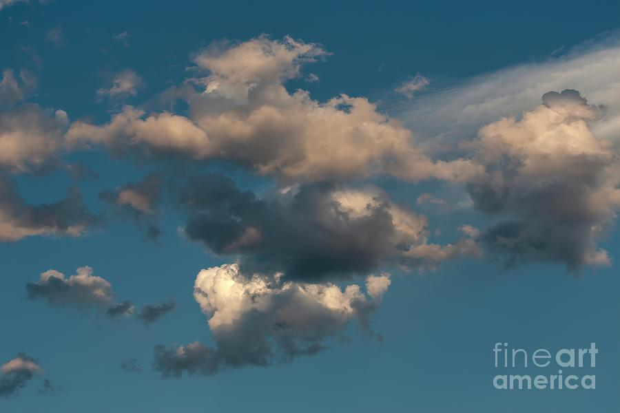 Evening Clouds by Jon Burch Photography