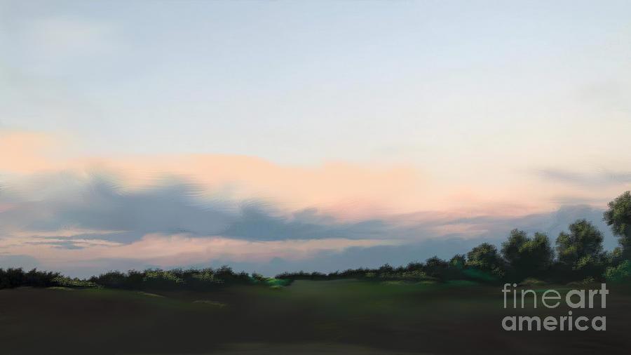 Evening stroll by ANTHONY FISHBURNE