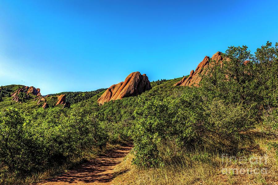 Evening Stroll Through The Rocks by Jon Burch Photography