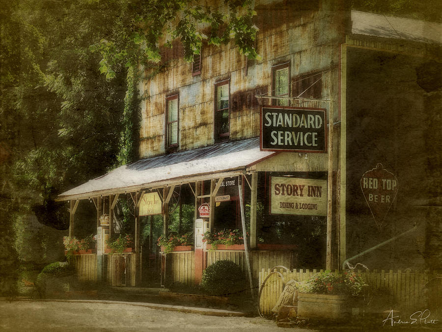 Every Inn Has A Story by Andrea Platt