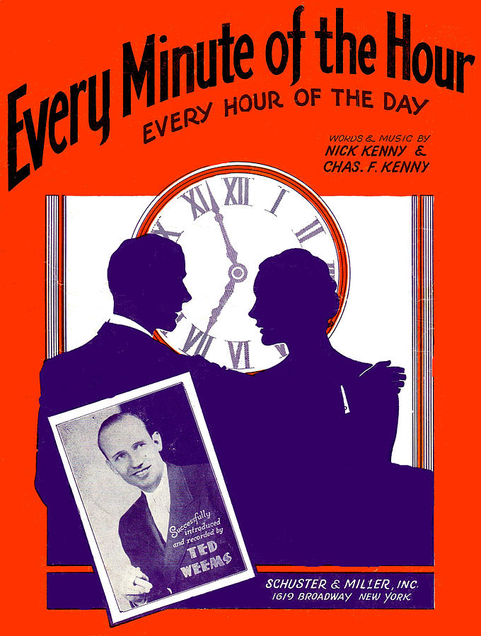 Every Minute of the Hour by Mel Thompson