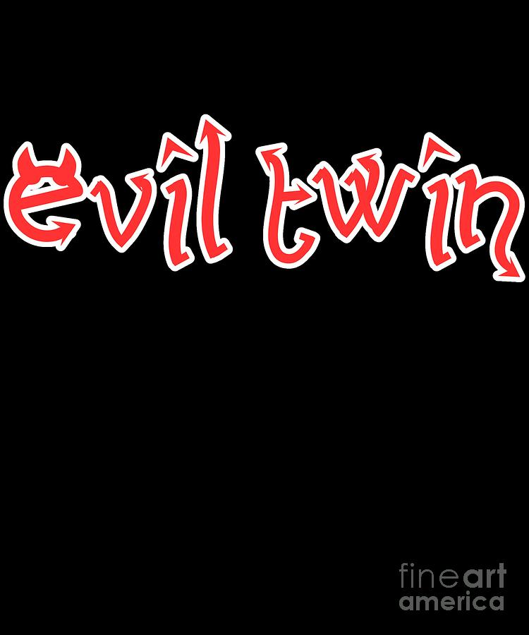 Evil Twin Easy Halloween Costume by Flippin Sweet Gear