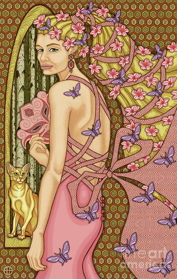 Exalted Beauty Catalina 2019 by Amy E Fraser
