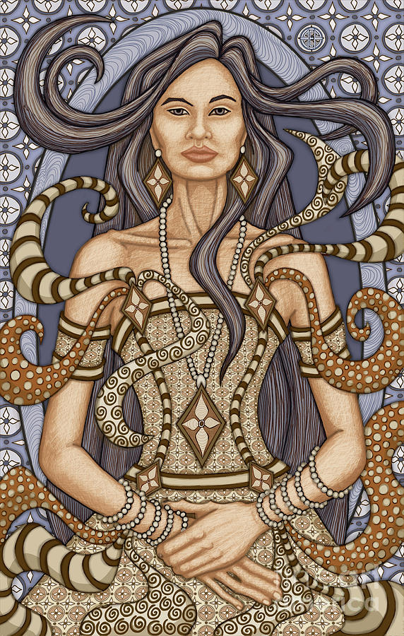 Exalted Beauty Tallulah 2019 by Amy E Fraser