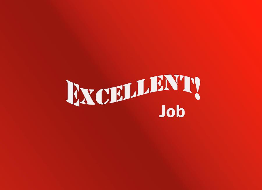 Excellent Job by Jacqueline Sleter