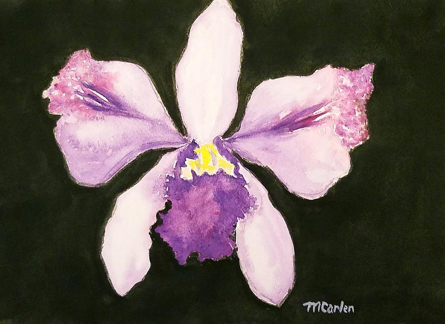 Exotic Orchid by M Carlen