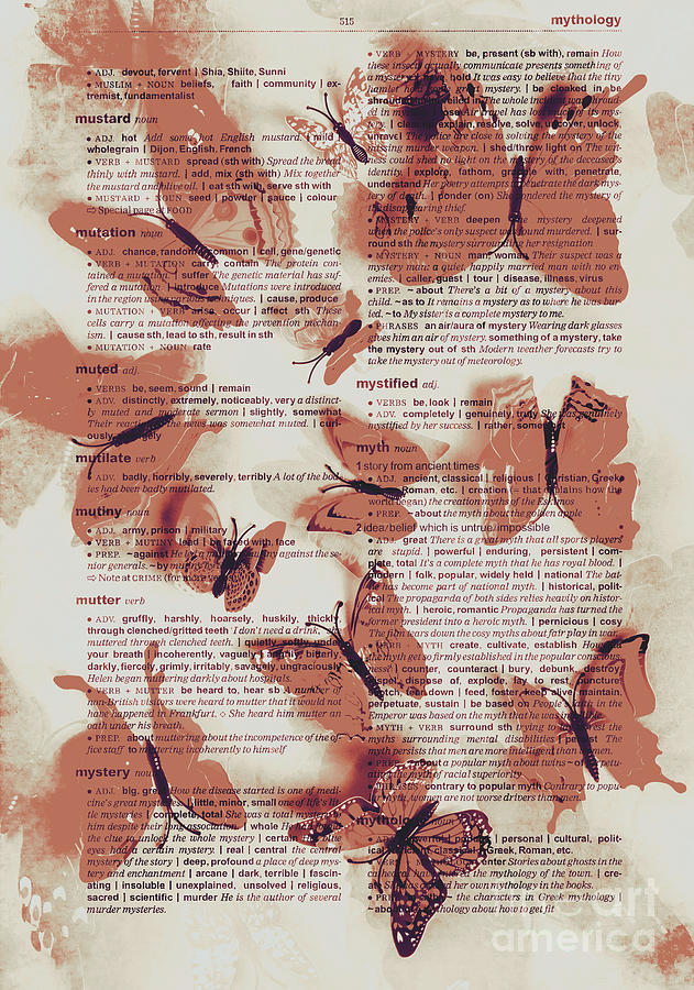 Shabby Photograph - Exotic Scripts by Jorgo Photography - Wall Art Gallery