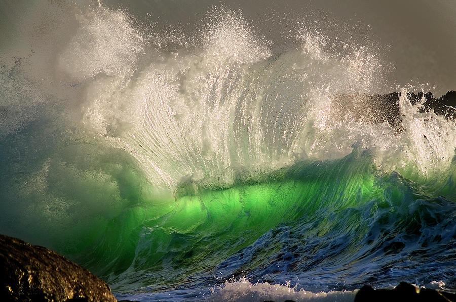 Explosion Photograph by Carlos Alonso Fotografia