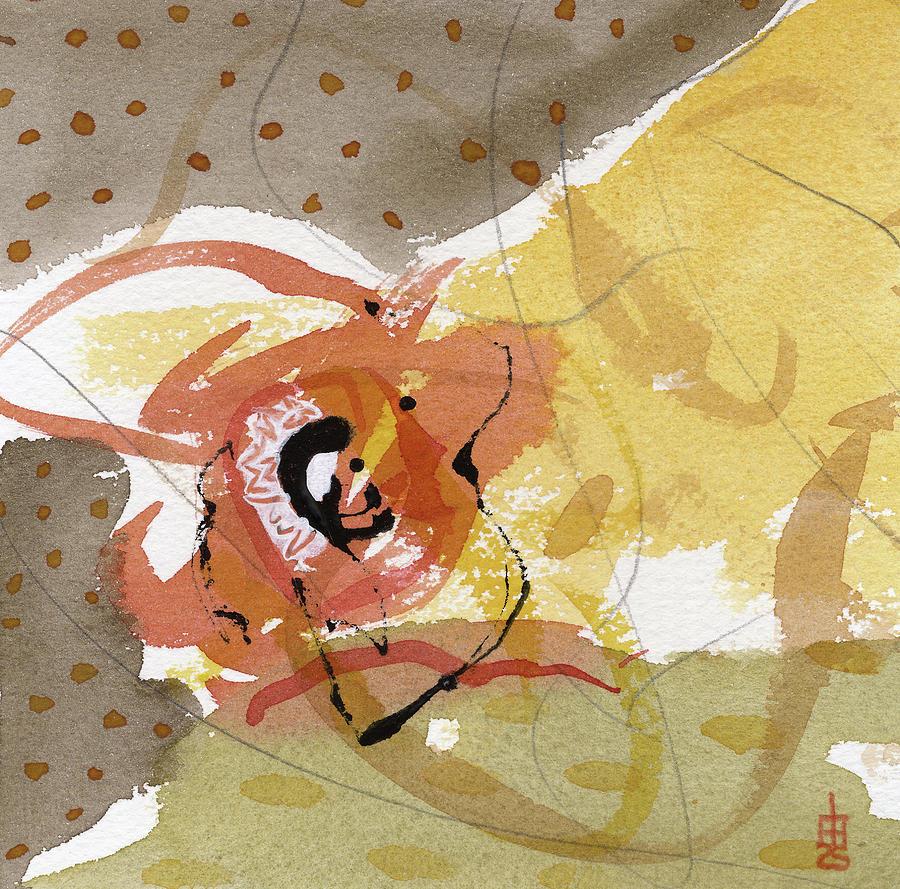 Expressions 8-10 by Lynda Hoffman-Snodgrass