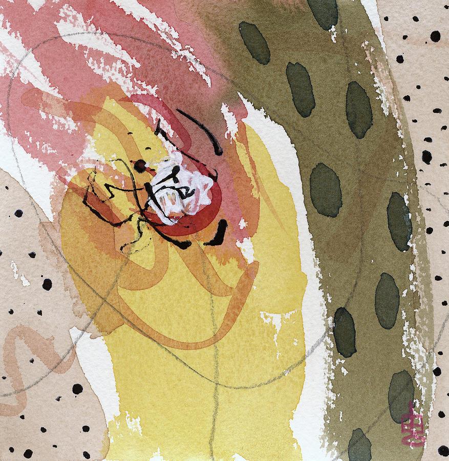 Expressions 8-11 by Lynda Hoffman-Snodgrass