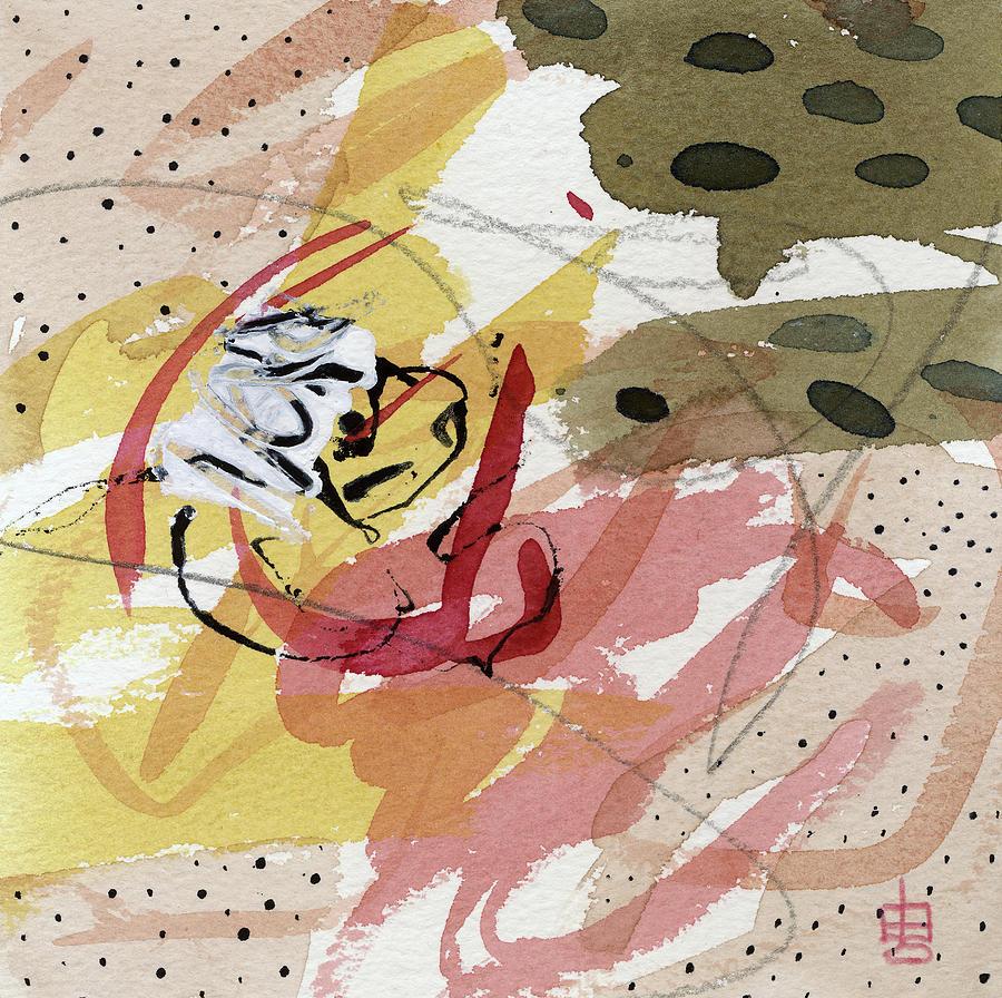 Expressions 8-12 by Lynda Hoffman-Snodgrass