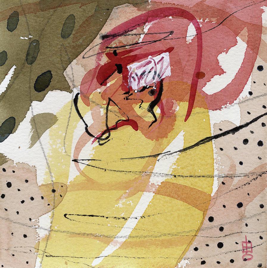 Expressions 8-13 by Lynda Hoffman-Snodgrass