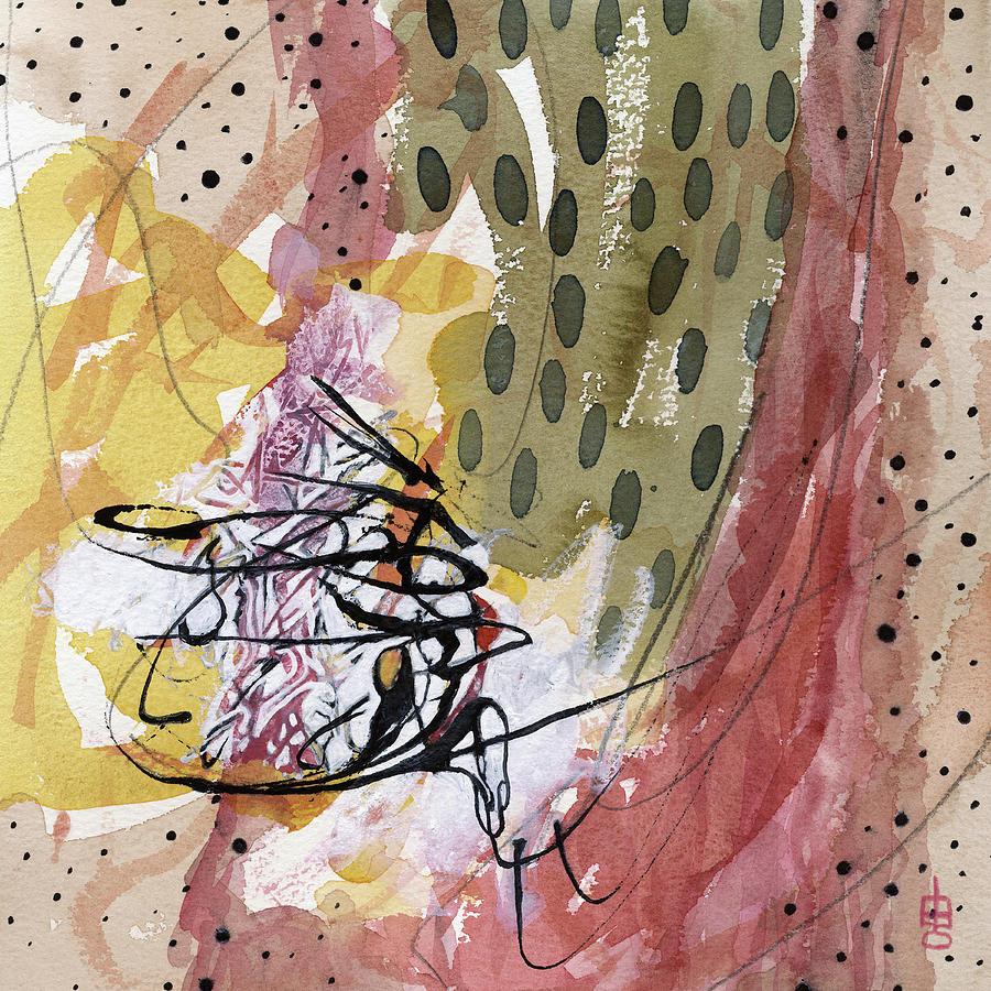 Expressions 8-14 by Lynda Hoffman-Snodgrass