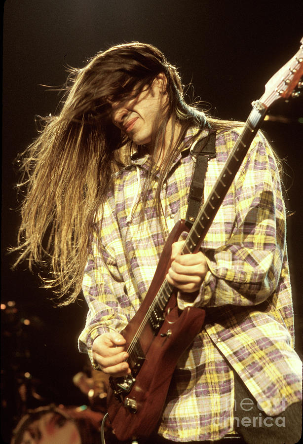 Extreme Photograph - Extreme Guitarist Nuno Bettencourt by Concert Photos