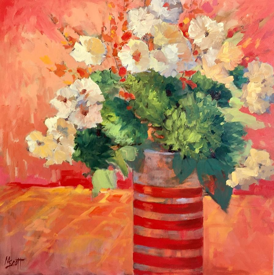Exuberance  by Mary Scott