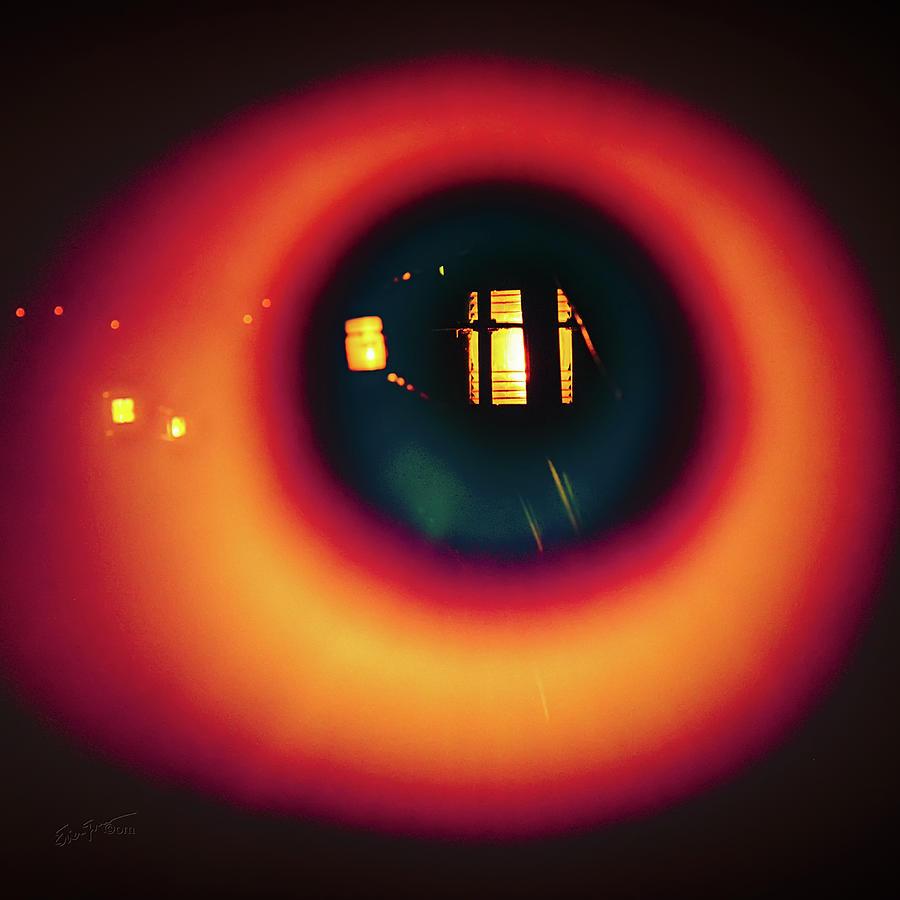 Texas Photograph - Eye Light by Erich Grant